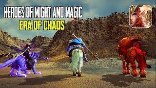 Heroes of Might and Magic: Invincible Android/IOS Gameplay