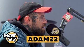 Hip Hop Mike Interview Battles Adam 22