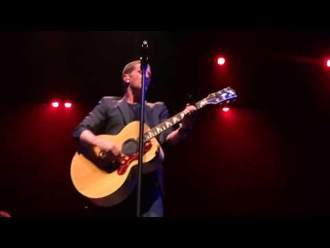 Rob Thomas - Disease (Acoustic) 4-8-14