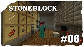 Прохождение сборки Stone Block #06 - ♥Ферма мобов♥ майнкрафт 1.12.2