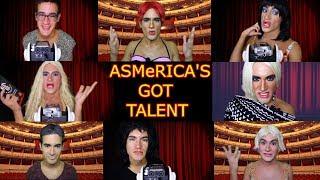 ASMeRica's Got Talent RolePlay (ASMR)