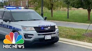 Suspect Accused Of Plotting To Assassinate Joe Biden   NBC Nightly News