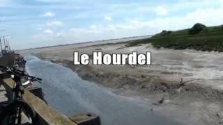 A vélo et en train la Baie de Somme