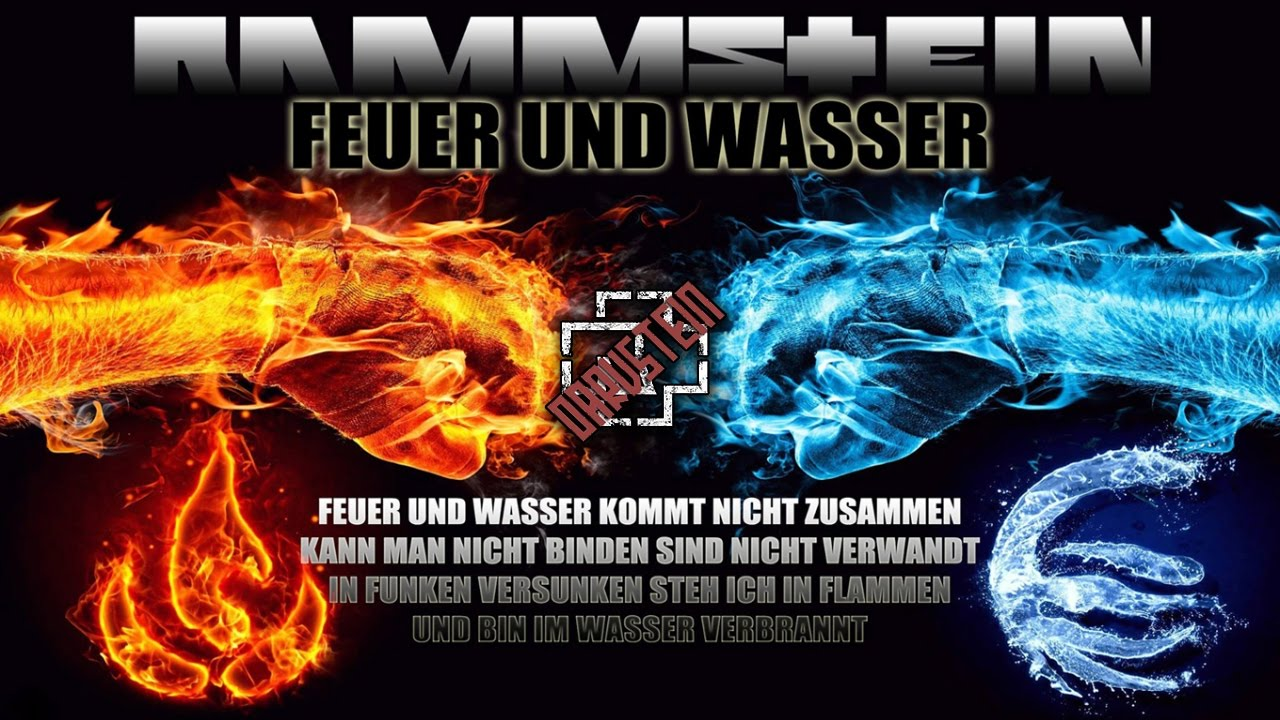 Rammstein Feuer Und Wasser Traducción Y Significados Nathan