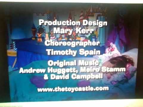 The Toy Castle End Credits (2001) Treehouse Shrinking Bumper (2002)