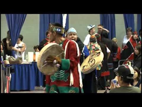 2009 Tlingit Haida Dancers