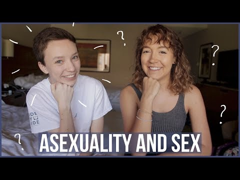 Asexuality and Having Sex?! (A Conversation) | Every Day May!