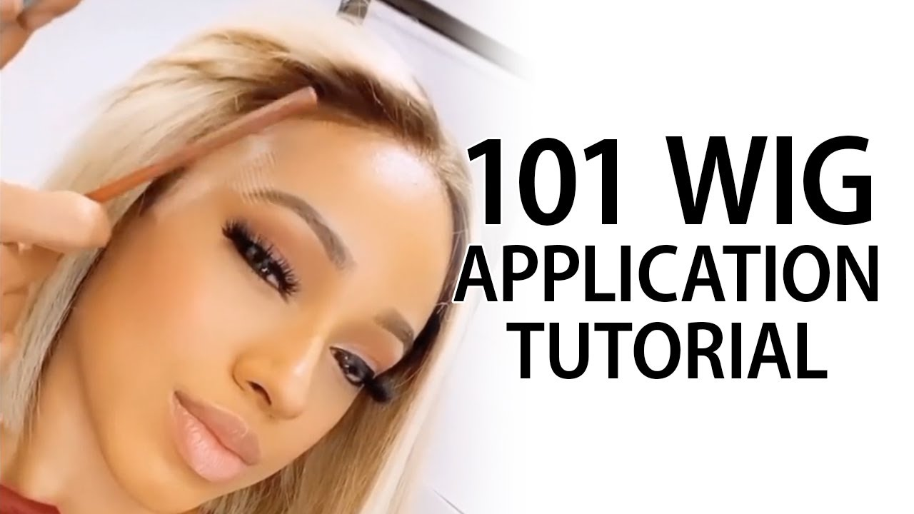 101 WIG APPLICATION with Celebrity Hairstylist, Kiyah Wright and our Muze Farryl Christina!