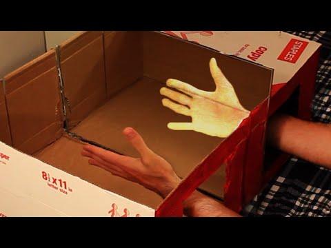 Mirror Box Therapy — Phantom Limbs