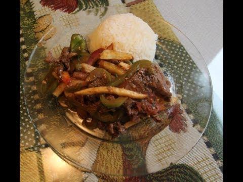 Peruvian Lomo Saltado Recipe