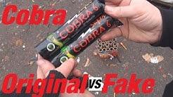Cobra 6 - Original vs. Fake [Full HD]