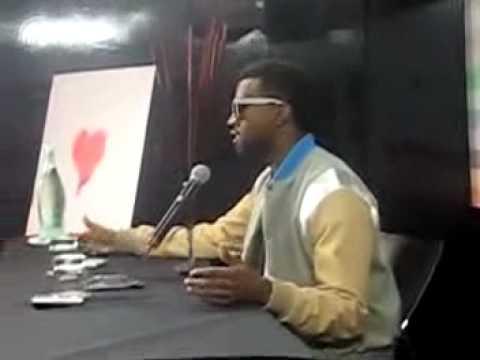 Kanye West Press Conference Part 1