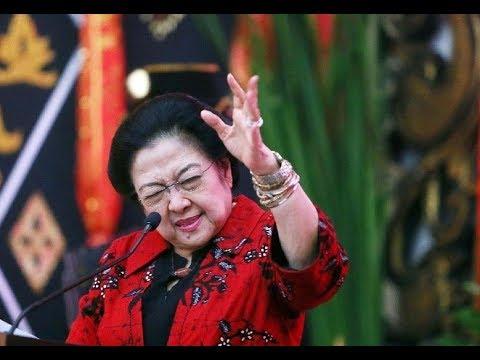 FULL- Pengumuman Cagub PDIP Oleh Megawati untuk Jabar, Jateng, Sumsel, Sumut
