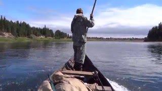 Рыбалка в августе на спиннинг.