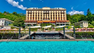 Grand Hotel Tremezzo (Lake Como, Italy): full tour (WOW!)