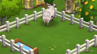 Maremmana Cow - FarmVille 2