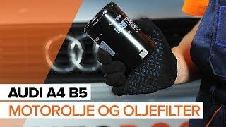 Grunnleggende Audi A4 B5 Avant-reparasjoner all førere bør kunne