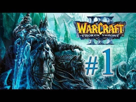 Warcraft III: The Frozen Throne -Ep 1- Dominar una tierra 1/5