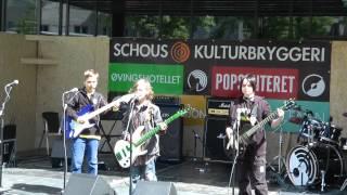 bandfabrikken musikkfest 2012 del 1 av 2