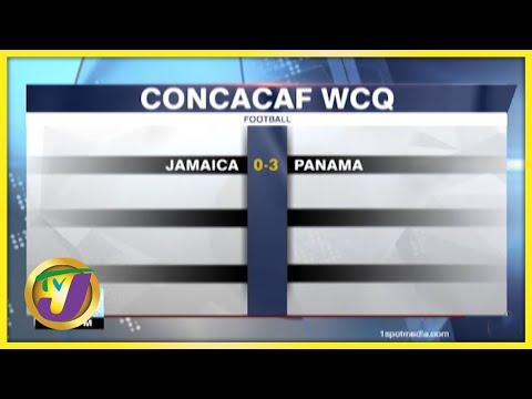 Jamaica Reggae Boyz 0-3 Panama - Sept 5 2021