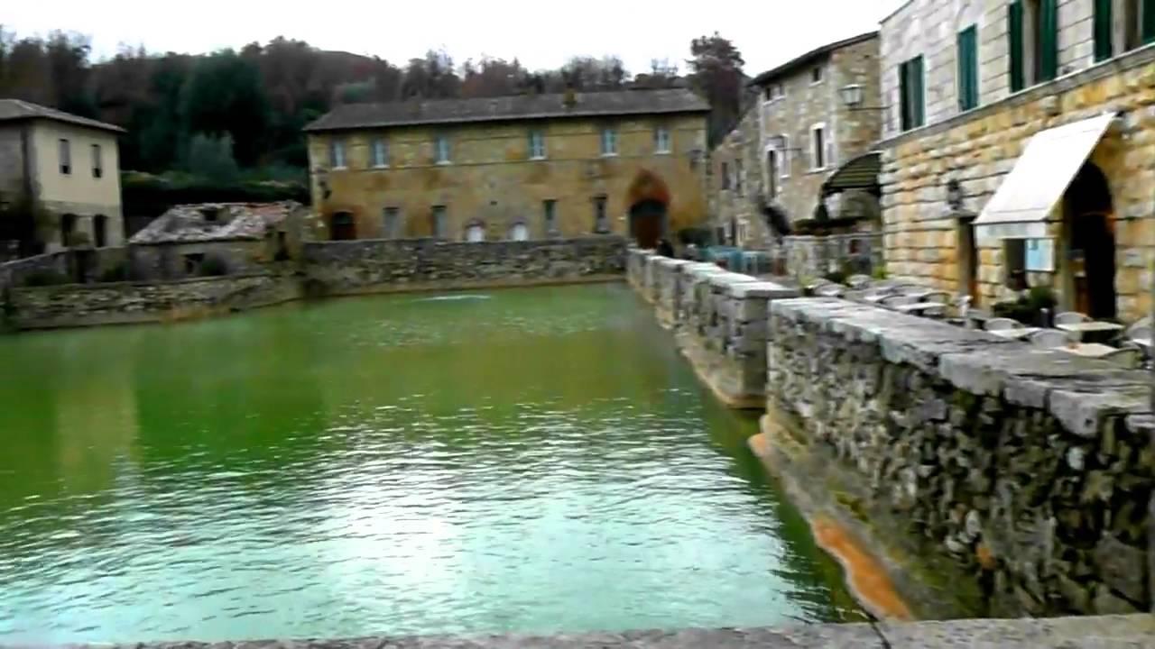 Terme di bagno vignoni s quirico d 39 orcia youtube - Terme di bagno vignoni ...