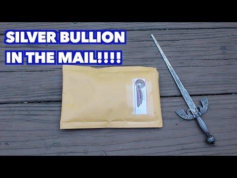 JBCOINSINC Sent a Package! Silver? Coins? Bullion?