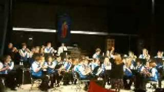 Writhlington School Senior Band - Mamma Mia