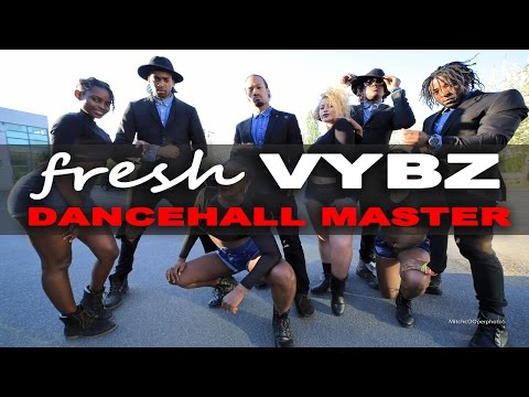 FRESH VYBZ - OFFICIAL VIDEO / Dancehall master 2016
