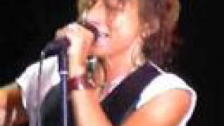 Gianna Nannini - Alla Fine (Potsdam 2007)