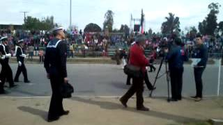 Ingreso Escuela Naval 199º Aniversario Batalla de Rancagua