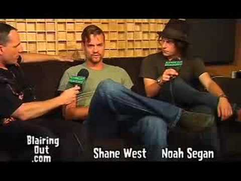 Shane West & Noah Segan talk about theGerms with Eric Blair