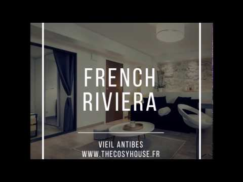 Antibes vacation rental on French Riviera