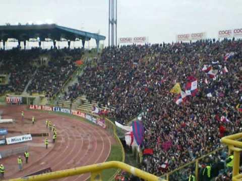 Kaka, Beckham, Seedorf, Maldini, Ronaldinho Gaucho, Bologna 1x4 Milan 25-1-09