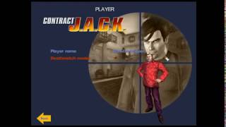 Gameplayer Jogo Contract Jack Falando Sobre O Game