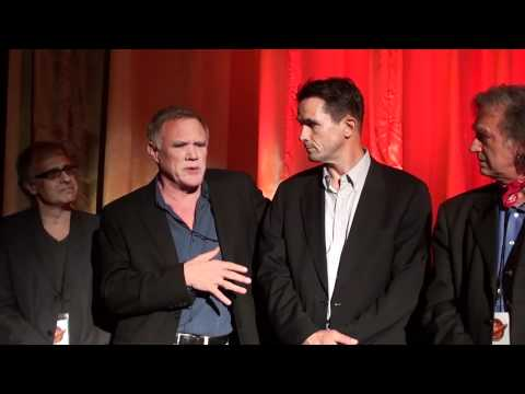 Rocketeer Filmmaker Round Table Chat At D23 Event At El Capitan Theatre