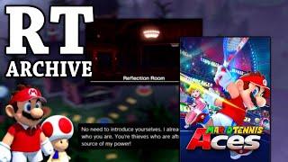 RTGame Archive:  Mario Tennis Aces
