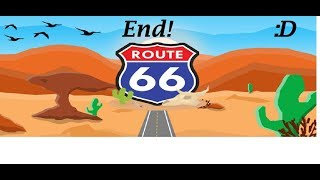 Roblox: Route 66 (END) BURN DA WOLF!!