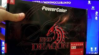 Прошивка RX 580 RedDragon 8Gb с памятью Hynix