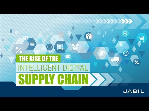 The Rise of the Intelligent Digital Supply Chain