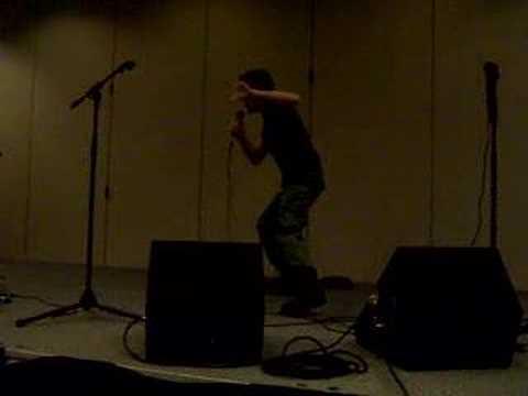 Eric Winning Karaoke