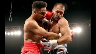 Andre Ward vs. Sergey Kovalev II - FULL FIGHT from inside the arena