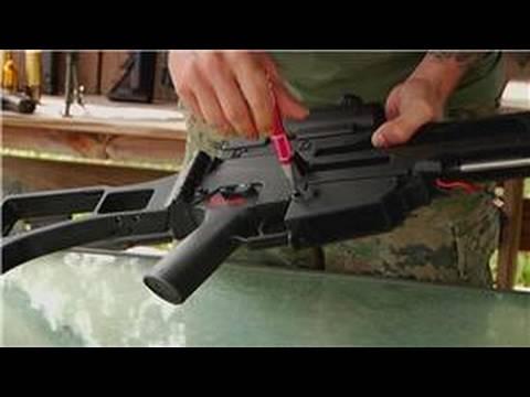 Airsoft Gun Maintenance & Repair : How to Take Apart an Airsoft Gun