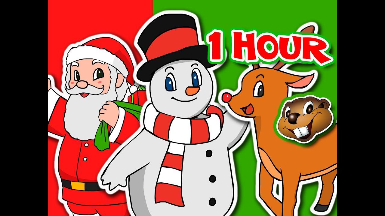 merry christmas songs frosty santa rudolph jingle bells u0026 more