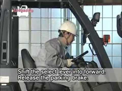Forklift Training - Basic Operations