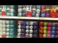 Natal chegando! Decorações natalinas no Target(Florid EUA)