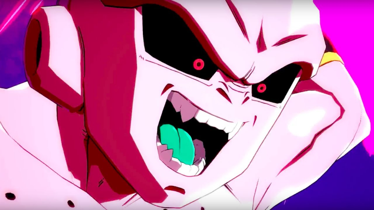 Dragon Ball Fighterz Kid Buu Trailer