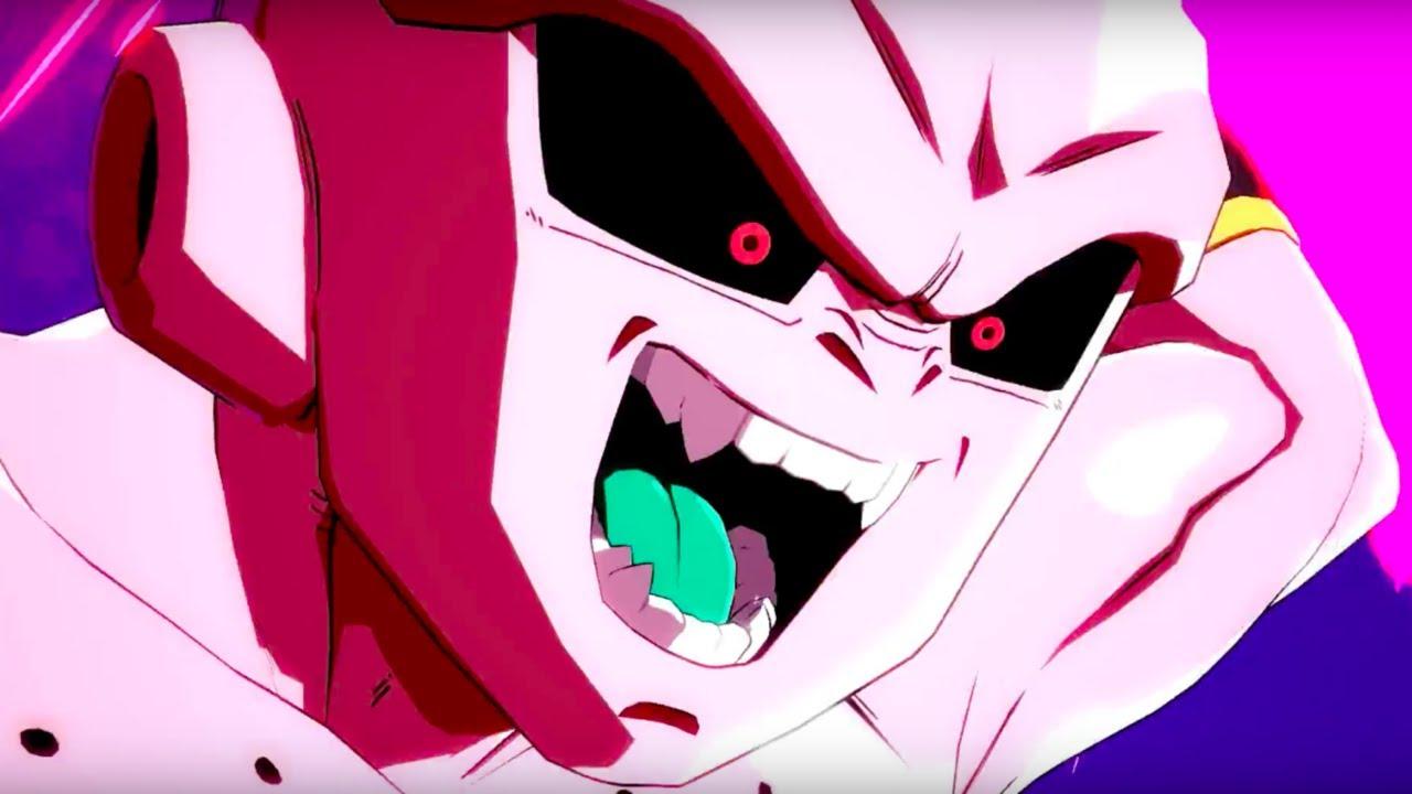 Dragon Ball FighterZ – Kid Buu Trailer