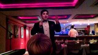 Michael's Best Man Speech (Emz & Hamz Wedding 15/9/11(Michael Hamodeh's Best Man Speech Keeping It Short And Sweet., 2011-09-16T15:15:56.000Z)
