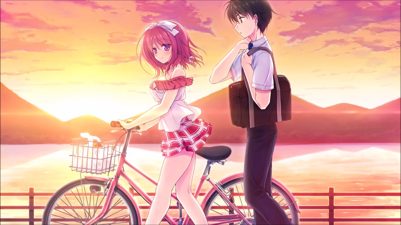 Live Wallpaper Cute Couple Nightcore Neverland Switching Vocals 1 Hour Youtube