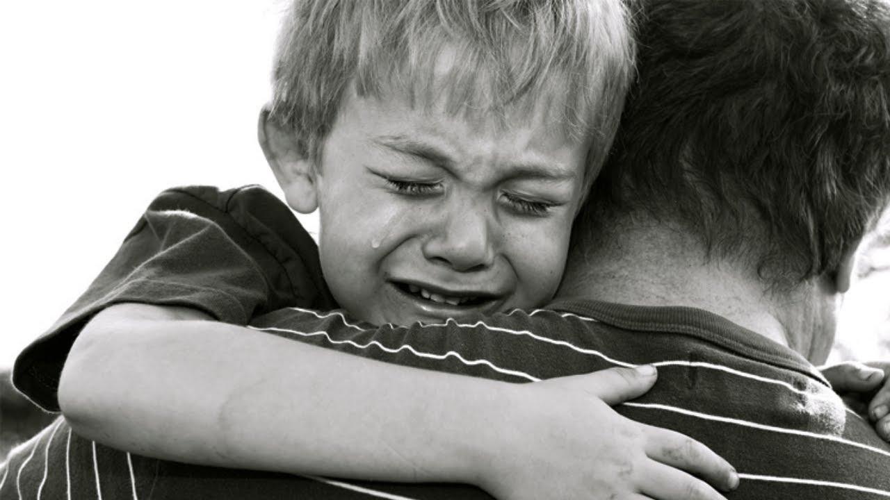 Anak Merindukan Kasih Sayang Ayah